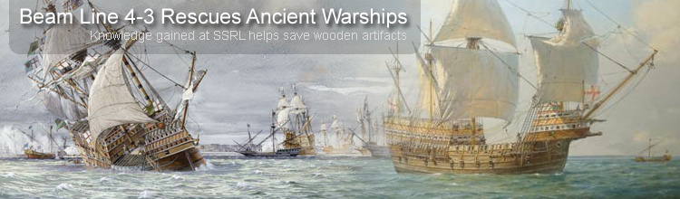 Beam Line 4-3 Rescues Ancient Warships