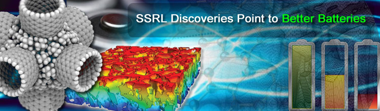 SSRL Discoveries Point to Better Batteries