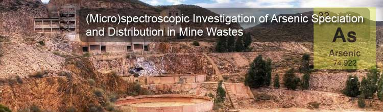 Spectroscopic and Microspectroscopic Investigation of Arsenic Speciation and Distribution in Mine Wastes