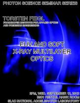 EUV and soft X-ray multilayer optics