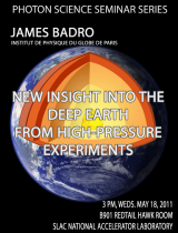 New Insight into the Deep Earth from High Pressure Experiments