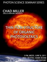 Thin Film Structure of Organic Photovoltaics