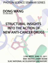 Structural Insights into the Action of New Anti-Cancer Drugs