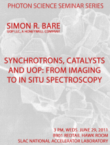 Synchrotrons, Catalysts and UOP: from Imaging to in situ Spectroscopy