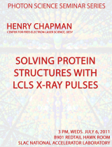 Solving Protein Structures with LCLS X-ray Pulses