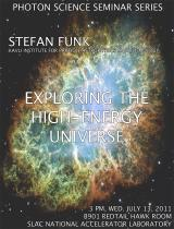 Exploring the High-energy Universe