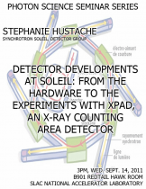 Detector developments at Soleil: from the hardware to the experiments with XPAD, an X-ray counting area detector