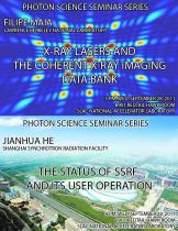 X-ray Lasers and the Coherent X-ray Imaging Data Bank and The Status of SSRF and its user operation