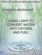 Using Light to Convert Water into Oxygen and Fuel