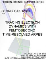 Tracing Electron Dynamics with Femtosecond Time-Resolved ARPES