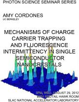 Mechanisms of Charge Carrier Trapping and Fluorescence Intermittency in Single Semiconductor Nanocrystals