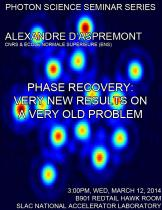 Phase Recovery: Very New Results on a Very Old Problem
