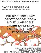 Interpreting X-ray spectroscopy for a molecular-scale understanding of energy-relevant processes