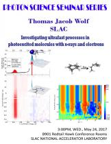 Investigating ultrafast processes in photoexcited molecules with x-rays and electrons