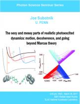 The sexy and messy parts of realistic photoexcited dynamics: motion, decoherence, and going beyond Marcus theory