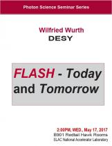 FLASH – Today and Tomorrow