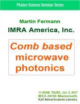 Comb based microwave photonics