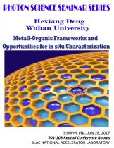 Metal-Organic Frameworks and Opportunities for in situ Characterization