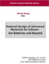 Rational Design of Advanced Materials for Lithium-Ion Batteries and Beyond