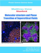 Molecular structure and Phase Transition of Supercritical Fluids