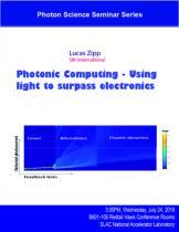 Photonic Computing – Using light to surpass electronics