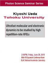 Ultrafast molecular and electronic dynamics to be studied by high repetition-rate XFELs