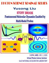 Femtosecond Molecular Dynamics Enabled by Multi-Model Probes