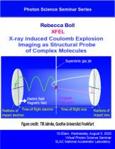 X-ray induced Coulomb Explosion Imaging as Structural Probe of Complex Molecules