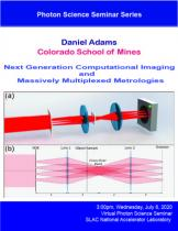 Next Generation Computational Imaging and Massively Multiplexed Metrologies