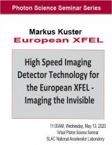 High Speed Imaging Detector Technology for the European XFEL – Imaging the Invisible