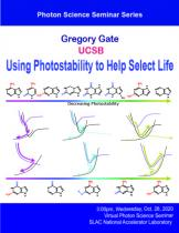 Using Photostability to Help Select Life