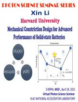 Mechanical Constriction Design for Advanced Performance of Solid-state Batteries