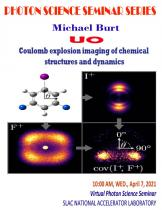 Coulomb explosion imaging of chemical structures and dynamics