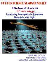 Catalyzing Emergence in Quantum Materials with Light