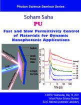 Fast and Slow Permittivity Control of Materials for Dynamic Nanophotonic Applications