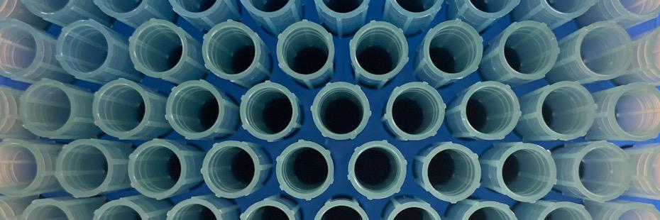 Blue Vials