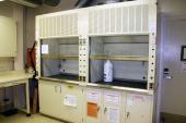 BCM1 Prep Lab Washing Station