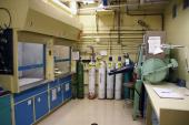 BCM2 Prep Lab Washing Station