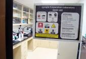 LCLS Prep Lab, Door
