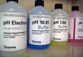 LCLS Prep Lab, pH